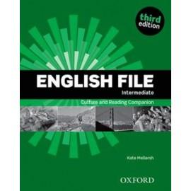 ENGLISH FILE INTERMEDIATE STUDENT'S BOOK -3ED