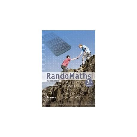 RANDOMATHS 1ère - MANUEL - Version 2015