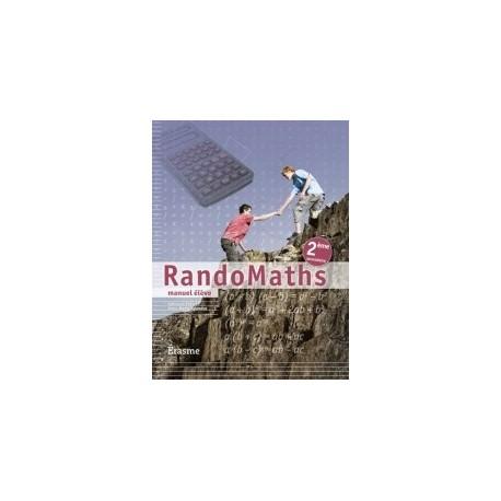 RANDOMATHS 2ème - MANUEL - Version 2015
