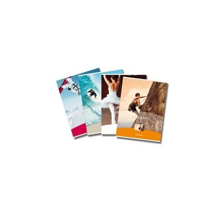 CAHIER COMMERCIAL A4 60F 22X29