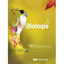 BIOLOGIE 6e – Manuel - Sciences de base (1 pér./sem.)