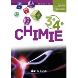 CHIMIE 3e/4e – Manuel - Sciences de base