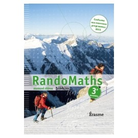 RANDOMATHS 3ème - MANUEL - Ed. 2015