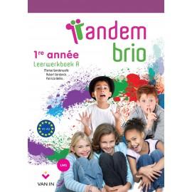 TANDEM BRIO 1 - LEERWERKBOEK + CD Audio