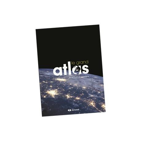 ATLAS DE BOECK- Edition 2018