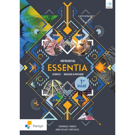 ESSENTIA 1ER D - REFERENTIEL - Edition 2018