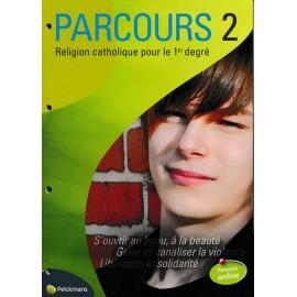 PARCOURS 2 LIVRE ELEVE + REFERENTIEL