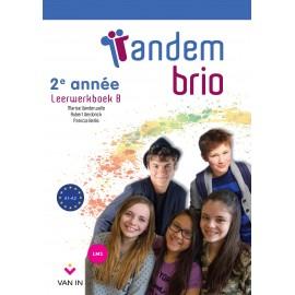 TANDEM BRIO 2 - LEERWERKBOEK + CD Audio