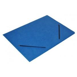 Farde 3 Rabats Carton + Elast. 32X45cm (dessin)