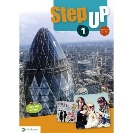 STEP UP 1 - Livre Elève (MAG et livret ressources inclus)