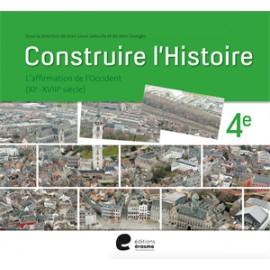Construire l'histoire 4è - Manuel Elève
