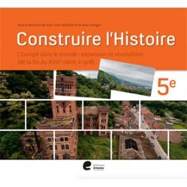 Construire l'histoire 5è - Manuel Elève