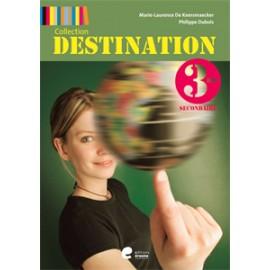 Destination 3è - Manuel Elève