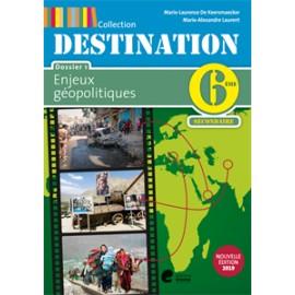 Destination 6è - Pack des 3 dossiers