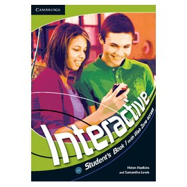 INTERACTIVE LEVEL 1 - STUDENT'S BOOK