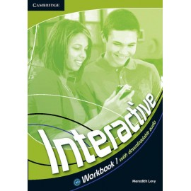 INTERACTIVE LEVEL 1 - WORKBOOK WHITH DOWNLOADABLE AUDIO