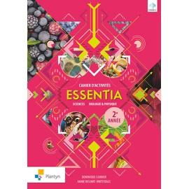 ESSENTIA - Cahier d'activités 2 - Edition 2018
