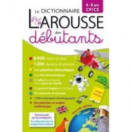 DICTIONNAIRE LAROUSSE DEBUTANTS - 6/8 ans