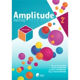 AMPLITUDE 2 - Livre Cahier