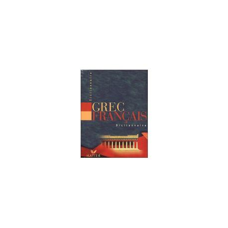DICTIONNAIRE GREC- FRANCAIS