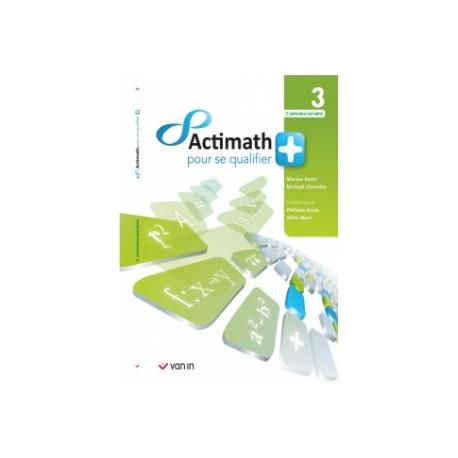 ACTIMATH pour se QUALIFIER + 3è - 2H/S - Livre Cahier