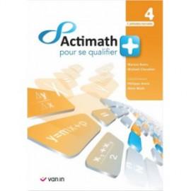 ACTIMATH pour se QUALIFIER + 4è - 2H/S - Livre Cahier