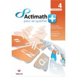 ACTIMATH pour se QUALIFIER + 4è - 4H/S - Livre Cahier