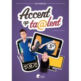 ACCENT OP TAALENT 5 - OEFENBOEK