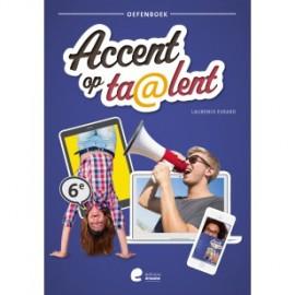 ACCENT OP TAALENT 6 - OEFENBOEK