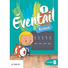 EVENTAIL 1A - CAHIER d'ECRITURE