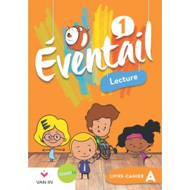 EVENTAIL LECTURE - LIVRE CAHIER A