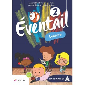 EVENTAIL LECTURE 2 - LIVRE CAHIER B