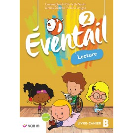 EVENTAIL LECTURE 2 - LIVRE CAHIER A