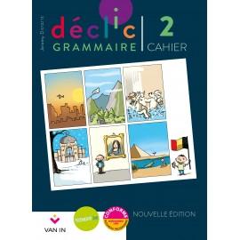 DECLIC GRAMMAIRE 2 - CAHIER