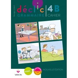 DECLIC GRAMMAIRE 3 - CAHIER B
