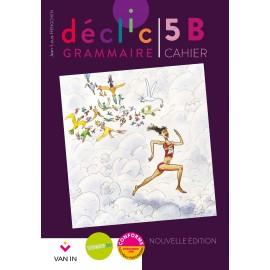 DECLIC GRAMMAIRE 4 - CAHIER B