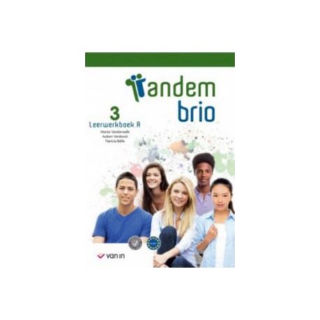 TANDEM BRIO 3 - LEERWERKBOEK + CD Audio