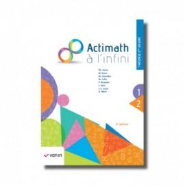 ACTIMATH A L'INFINI - THEORIE 1er Degré - 2è Edition