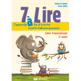 7 A LIRE 2 - CAHIER