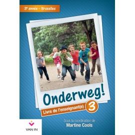 ONDERWEG 3è - Livre Cahier - BXL