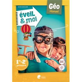 EVEIL ET MOI GEO 1ère - 2è - MANUEL