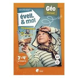 EVEIL ET MOI GEO 3è - 4è - MANUEL