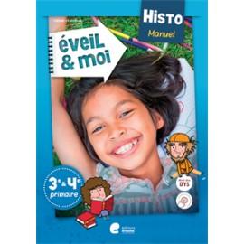 EVEIL ET MOI HISTO 3è - 4è - MANUEL