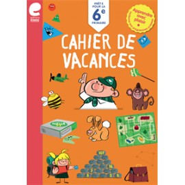 Cahier de vacances - Vers la 6ème Primaire