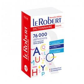 DICTIONNAIRE ROBERT DE POCHE