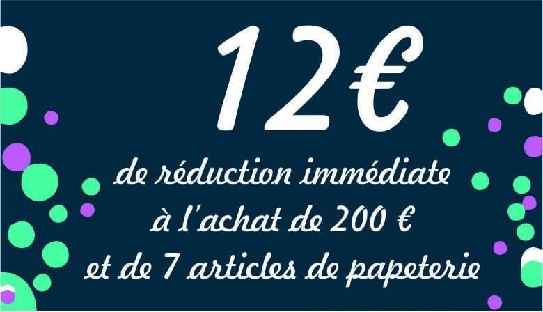 Réduction 12 euros